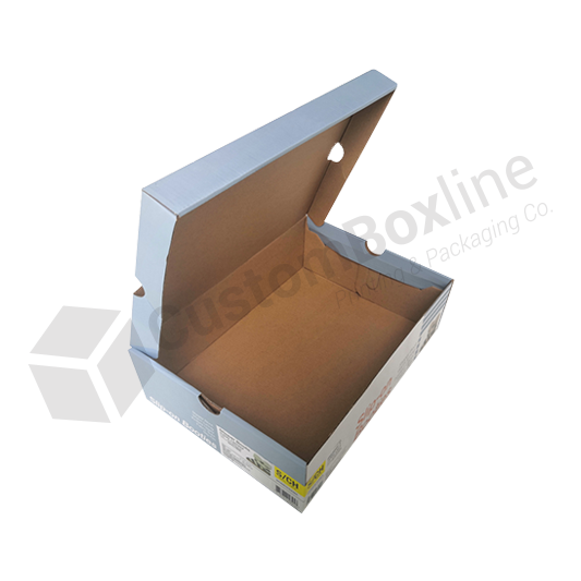 Corrugated Paper Shoe Packaging Box