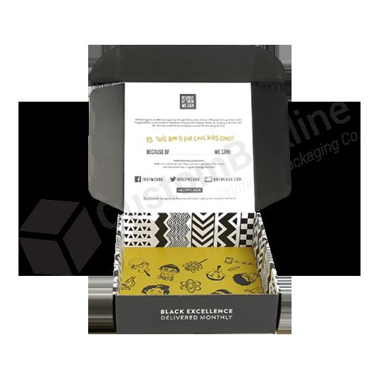 Custom Made Mailer Boxes
