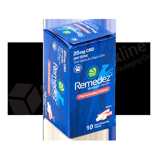 Custom Printed Pharmaceutical Packaging