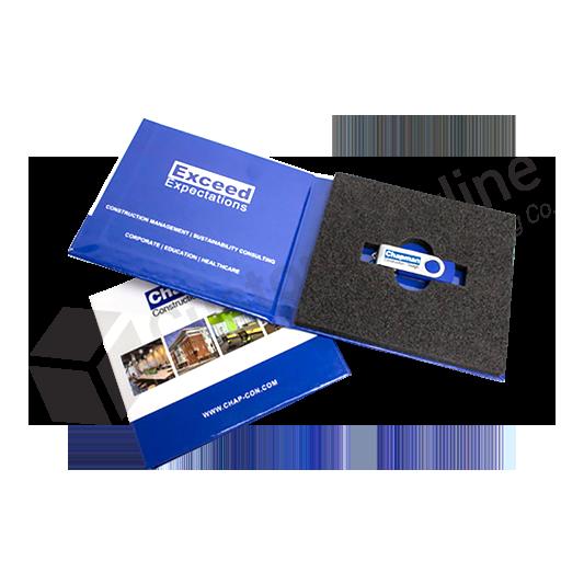 Custom Promotional USB Boxes