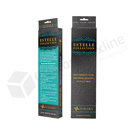Hair Packaging Boxes