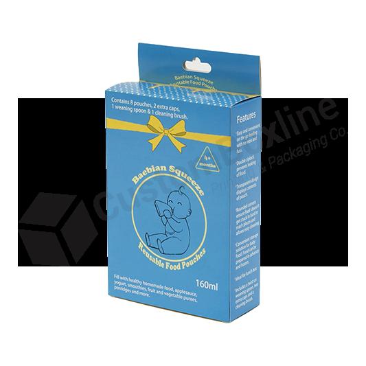 Hang Tab Pharmaceutical Packaging