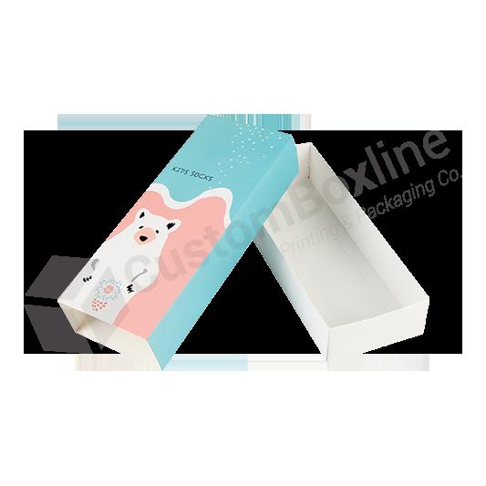 Kids Sock Boxes