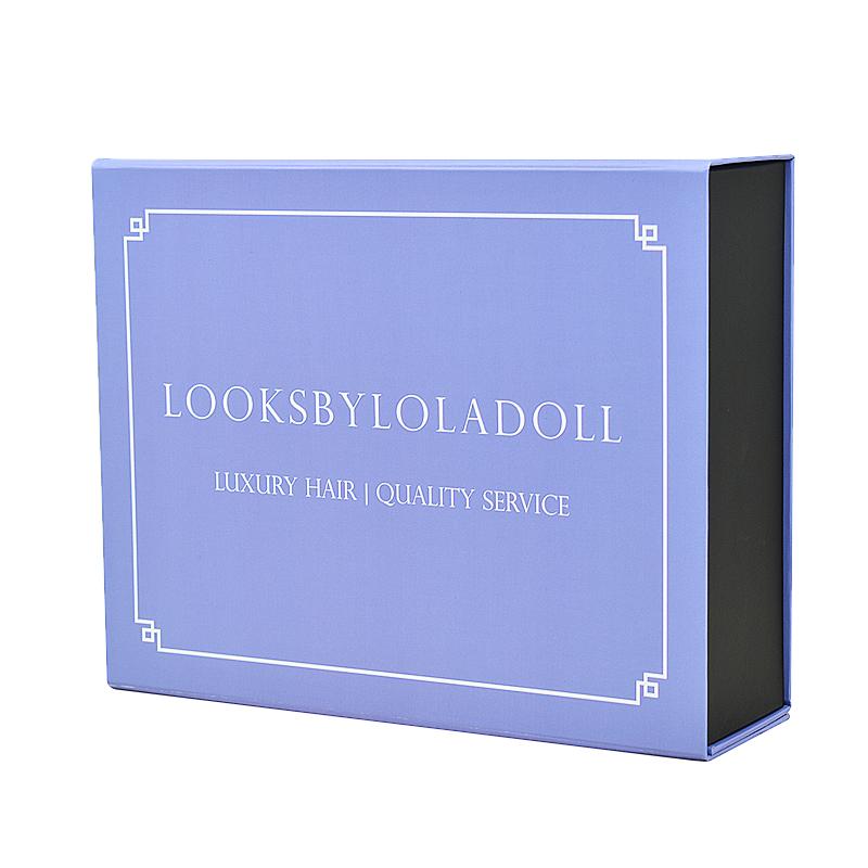 Luxury Hair Packaging