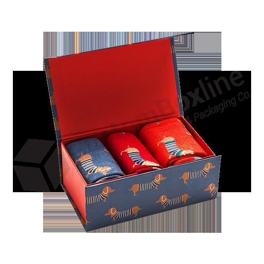 Luxury Sock Packaging