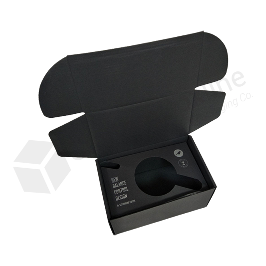 Mailer Box with Insert