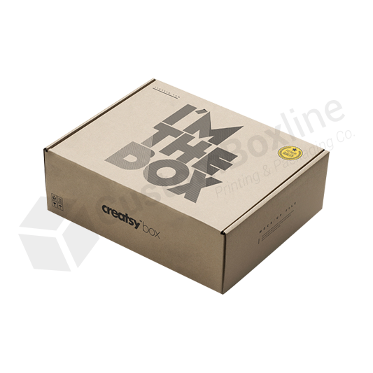 Mailer Box with Logo