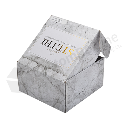 Marble Mailer Box