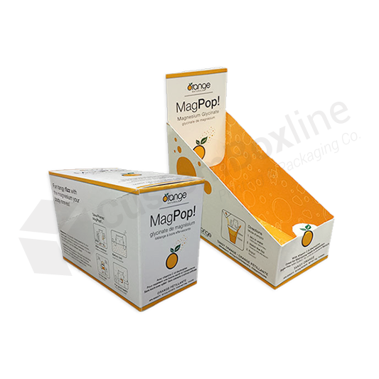 Pharmaceutical Product Display Boxes