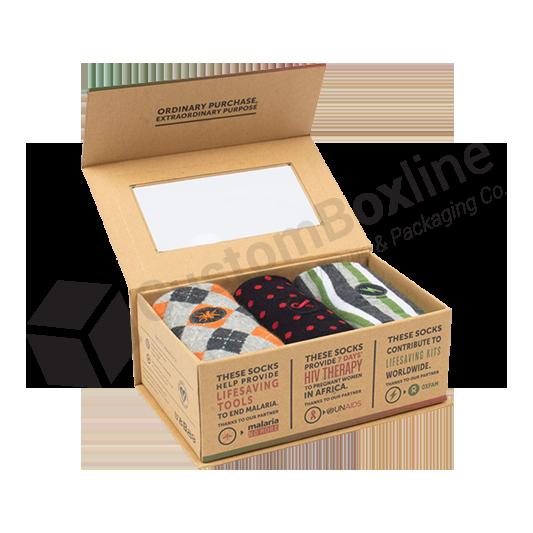Rigid Sock Boxes